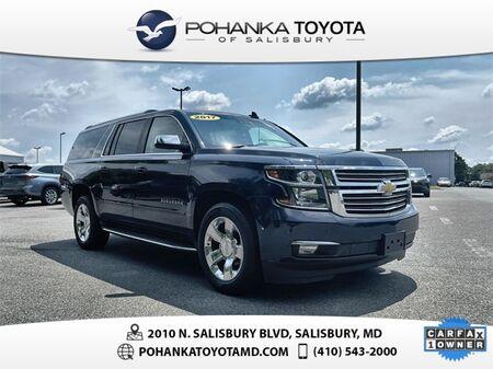 2017_Chevrolet_Suburban_Premier_ Salisbury MD