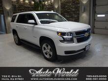 2017_Chevrolet_TAHOE LT 4X4__ Hays KS