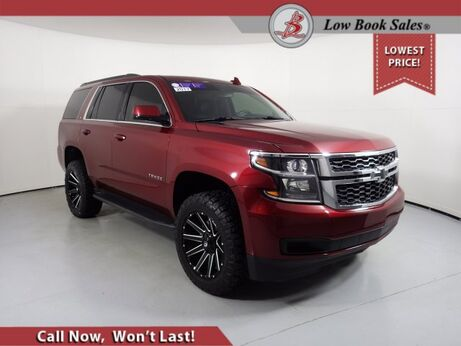 2017_Chevrolet_TAHOE_LT_ Salt Lake City UT