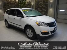 2017_Chevrolet_TRAVERSE LS AWD__ Hays KS
