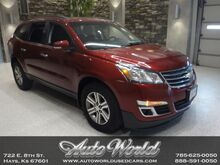 2017_Chevrolet_TRAVERSE LT FWD__ Hays KS