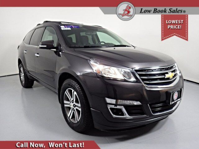 2017 Chevrolet TRAVERSE LT Salt Lake City UT