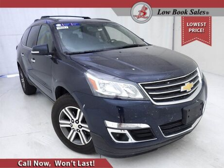 2017_Chevrolet_TRAVERSE_LT_ Salt Lake City UT