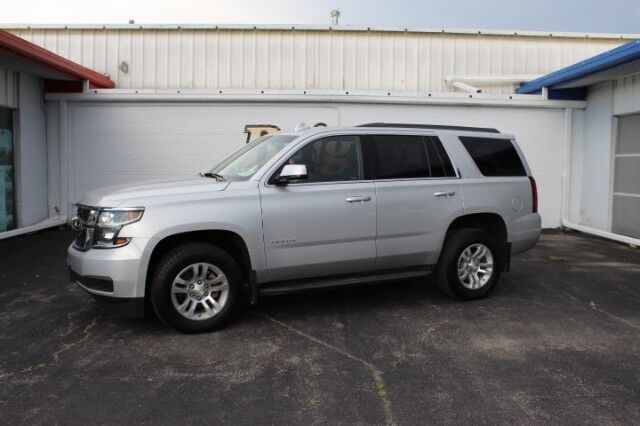 2017 Chevrolet Tahoe 4WD 4dr LT Fort Scott KS