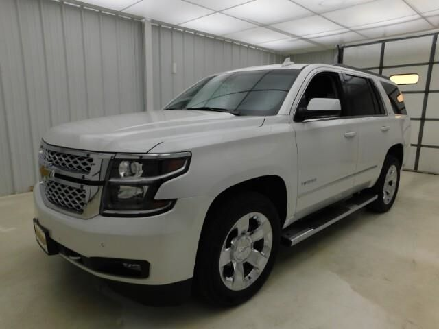 2017 Chevrolet Tahoe 4WD 4dr LT Manhattan KS