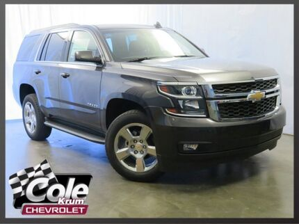 2017_Chevrolet_Tahoe_4WD 4dr LT_ Schoolcraft MI