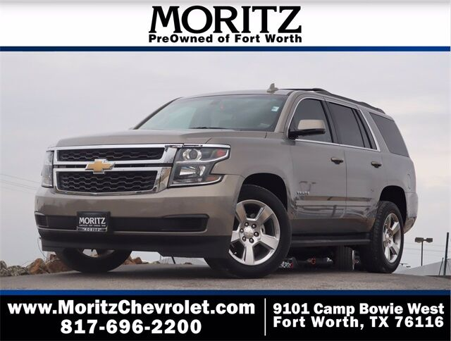 2017 Chevrolet Tahoe LS Fort Worth TX