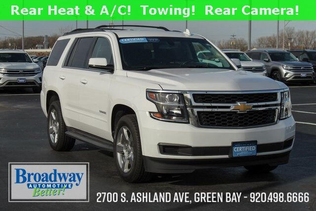 2017 Chevrolet Tahoe LS Green Bay WI