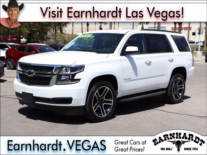 2017 Chevrolet Tahoe LS Las Vegas NV