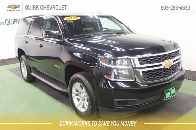 2017 Chevrolet Tahoe LS Manchester NH