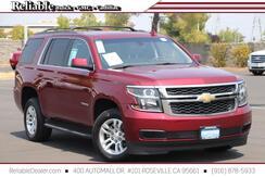 2017_Chevrolet_Tahoe_LS_ Roseville CA