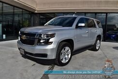 2017_Chevrolet_Tahoe_LT / 4X4 / 5.3L V8 / Auto Start / Heated Leather Seats / Bose Speakers / Navigation / Lane Departure Alert / Bluetooth / Back Up Camera / 3rd Row / Seats 8 / Cruise Control / Tow Pkg_ Anchorage AK