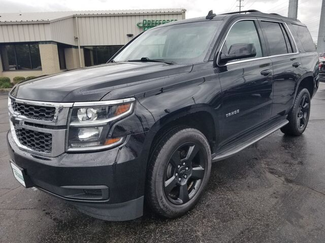2017 Chevrolet Tahoe LT Fort Wayne Auburn and Kendallville IN