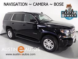 2017_Chevrolet_Tahoe LT_*NAVIGATION, BACKUP-CAMERA, COLLISION ALERT, LEATHER, POWER LIFTGATE, HEATED SEATS, BOSE AUDIO_ Round Rock TX