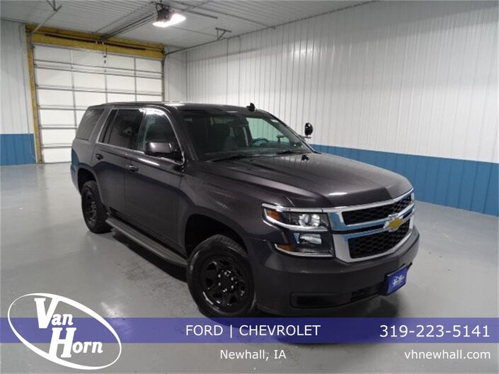 2017 Chevrolet Tahoe Police Plymouth WI
