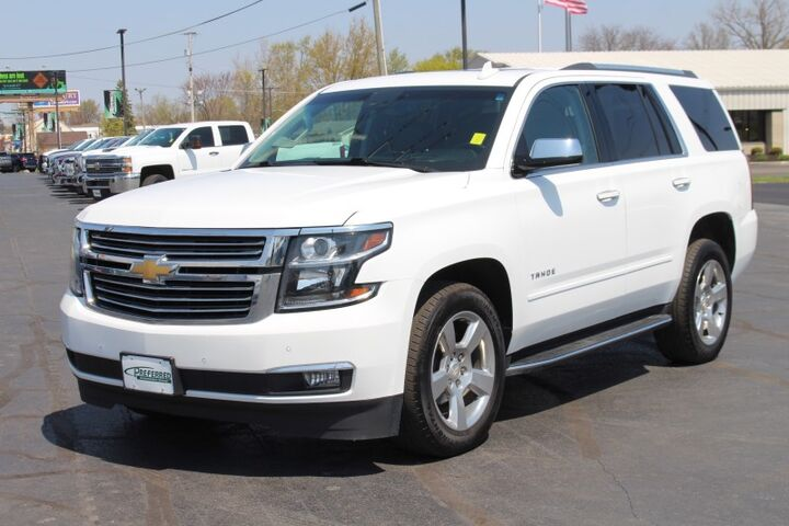 2017 Chevrolet Tahoe Premier Fort Wayne Auburn and Kendallville IN
