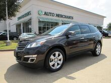 2017_Chevrolet_Traverse_1LT FWD CLOTH SEATS, HTD FRONT STS, BACKUP CAM, BLUETOOTH, 3RD ROW, UNDER FACTORY WARRANTY_ Plano TX