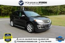 2017 Chevrolet Traverse 1LT **ONE OWNER**RARE TRADE**