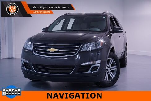 2017_Chevrolet_Traverse_2LT_ Gainesville GA