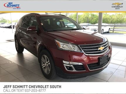 2017_Chevrolet_Traverse_2LT_ Dayton area OH