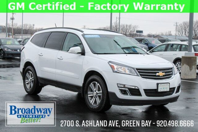 2017 Chevrolet Traverse 2LT Green Bay WI