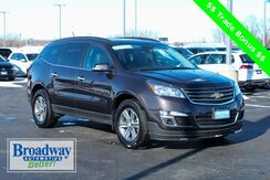 2017_Chevrolet_Traverse_2LT_ Green Bay WI