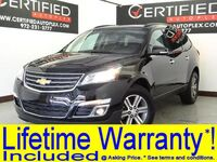 Chevrolet Traverse 2LT HEATED SEATS CAPTAIN CHAIRS REAR CAMERA REAR PARKING AID 2017