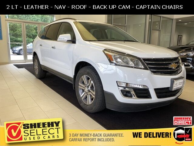 2017 Chevrolet Traverse 2LT Annapolis MD