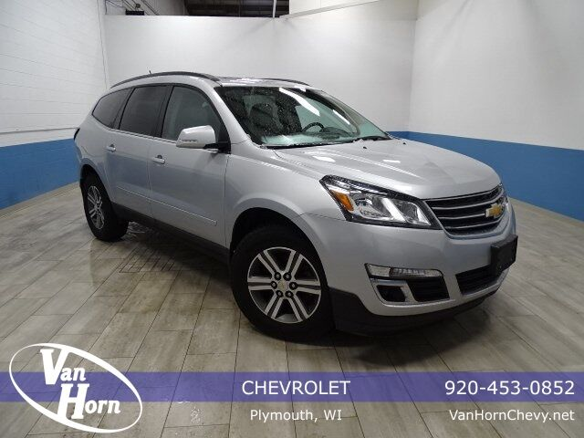 2017 Chevrolet Traverse 2LT Plymouth WI