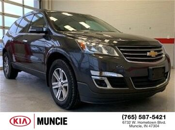2017_Chevrolet_Traverse_2LT_ Richmond KY