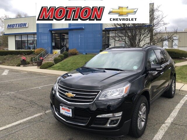 2017 Chevrolet Traverse AWD 4dr LT w/1LT Hackettstown NJ