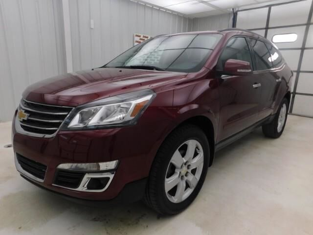 2017 Chevrolet Traverse AWD 4dr LT w/1LT Manhattan KS