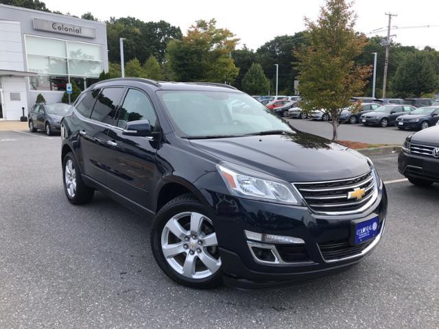 2017 Chevrolet Traverse AWD 4dr LT w/1LT Westborough MA