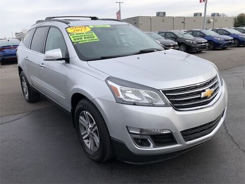 2017_Chevrolet_Traverse_AWD LT_ Evansville IN