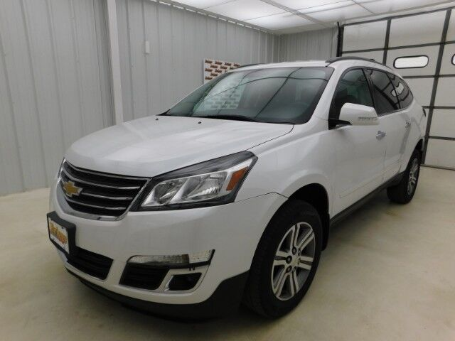 2017 Chevrolet Traverse FWD 4dr LT w/1LT Manhattan KS