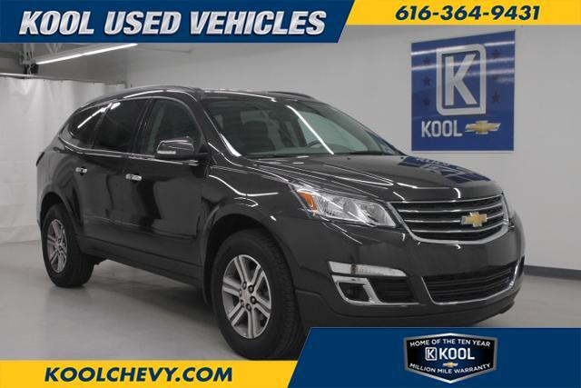2017 Chevrolet Traverse FWD 4dr LT w/2LT Grand Rapids MI