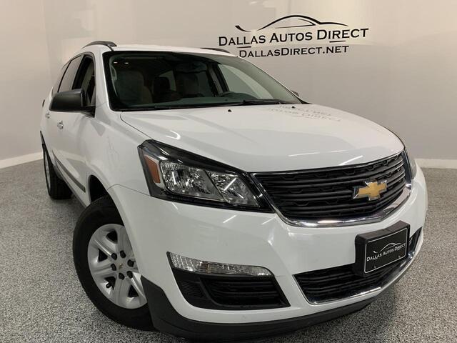 2017 Chevrolet Traverse LS Carrollton  TX