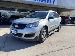 2017_Chevrolet_Traverse_LS_ Cleveland OH