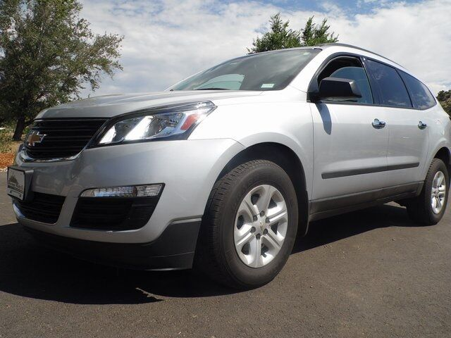 2017 Chevrolet Traverse LS Durango CO