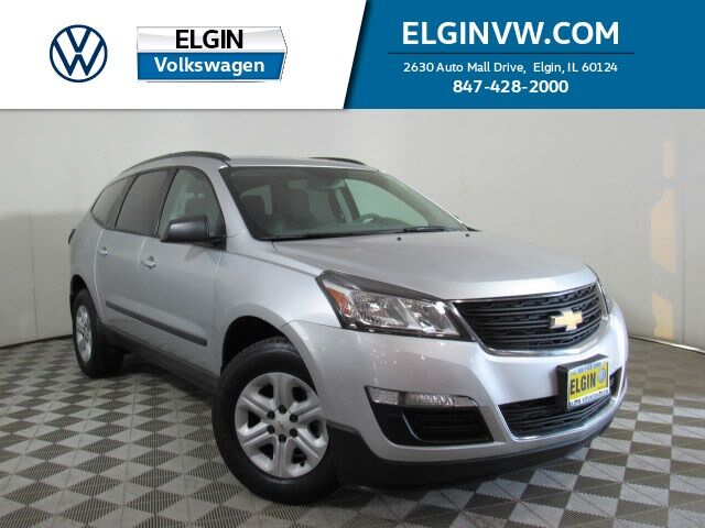 2017 Chevrolet Traverse LS Elgin IL