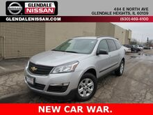 2017_Chevrolet_Traverse_LS_ Glendale Heights IL