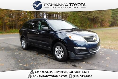 2017_Chevrolet_Traverse_LS_ Salisbury MD