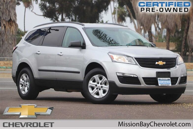 2017 Chevrolet Traverse LS San Diego CA