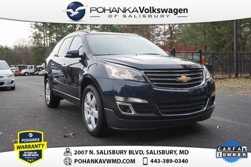 2017_Chevrolet_Traverse_LT ** ONE OWNER ** LEATHER **_ Salisbury MD