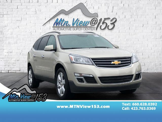 2017 Chevrolet Traverse LT 1LT Chattanooga TN