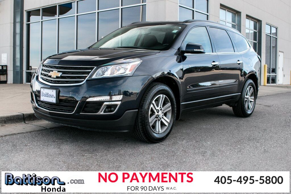 2017_Chevrolet_Traverse_LT 1LT_ Oklahoma City OK