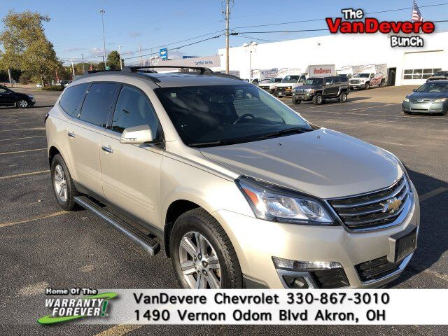 2017 Chevrolet Traverse LT Akron OH