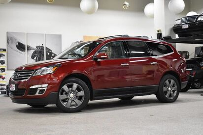 2017_Chevrolet_Traverse_LT_ Boston MA