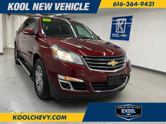 2017 Chevrolet Traverse LT Grand Rapids MI