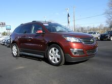2017_Chevrolet_Traverse_LT_ Hamburg PA